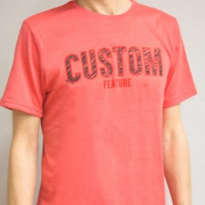 кайт футболка custom feature