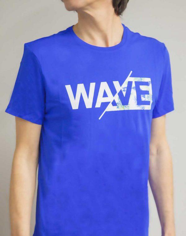 футболка кайтера Wave