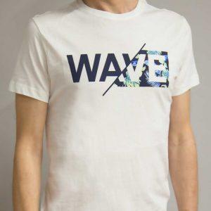 кайтерская футболка wave